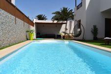 Villa en Costa Teguise - Casa Tilley Private Pool-Gym-Garden