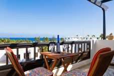 Apartamento en Costa Teguise - Casa Cheah Sea View Pool great location