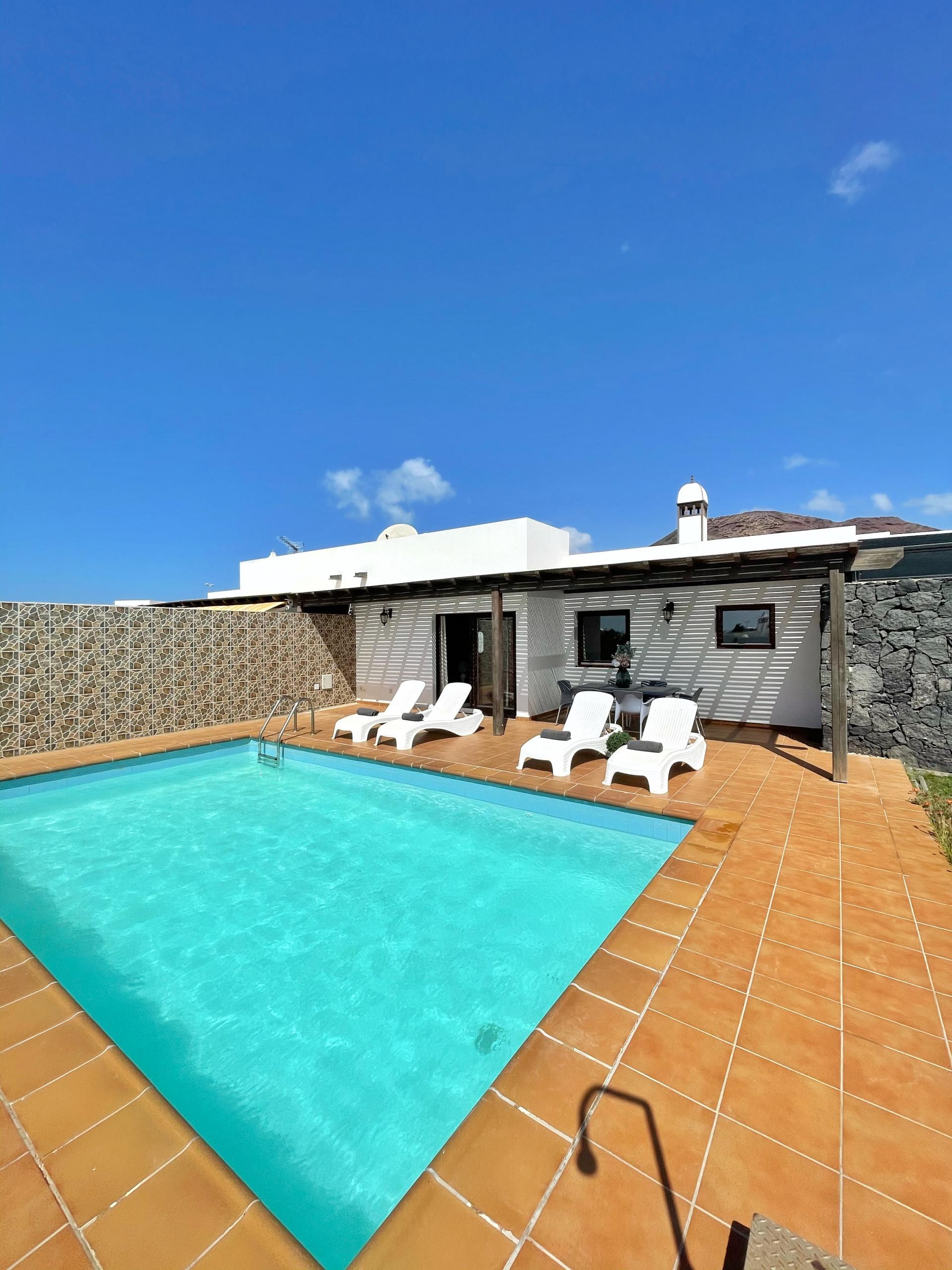 Villa/Dettached house in Playa Blanca - VILLA LA ISLA PLAYA BLANCA